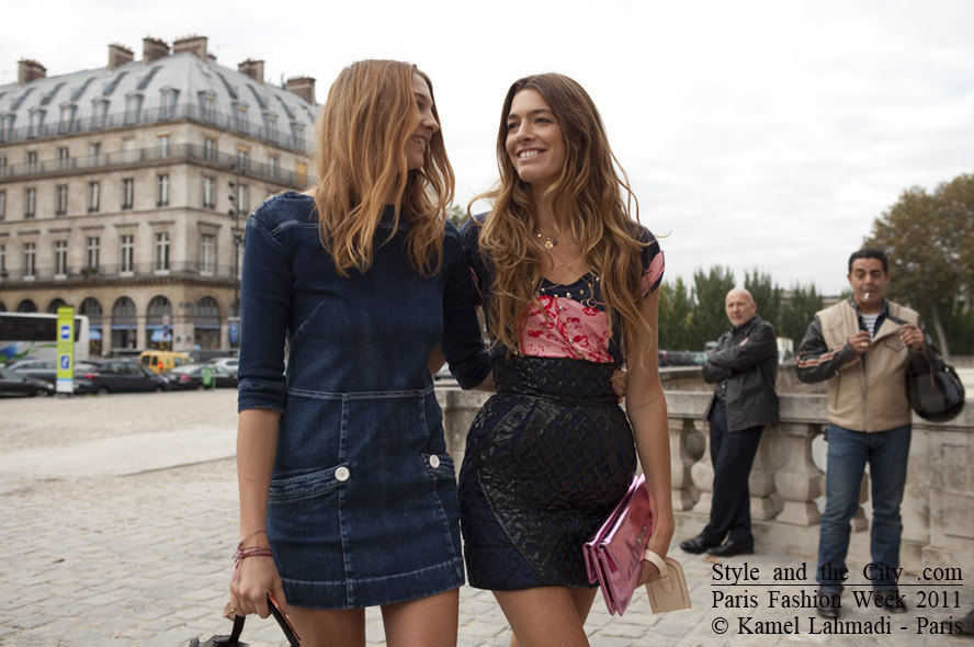 Easy Fashion Paris All That Glitters Is Global